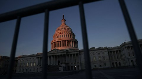 Lawmakers Are Playing The Blame Game During The Government Shutdown