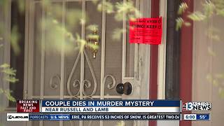 Mystery builds after shut-in couple murdered - Video