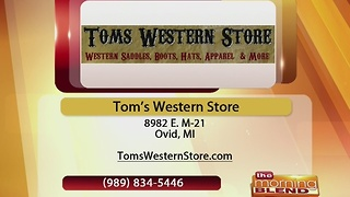 Tom's Western Store 12/8/16 - Video