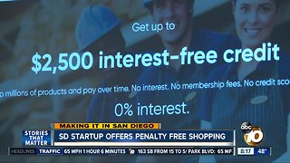 SD startup offers penalty free shopping