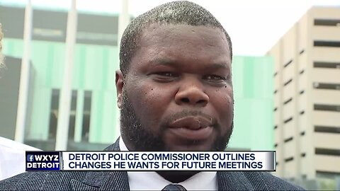 Commissioner Willie Burton to hold press conference after charges dropped