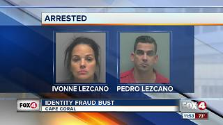 Two Arrested and Chared with Fraud - Video