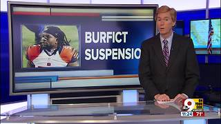 Sources: Burfict faces 5-game suspension - Video