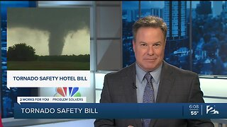 State House Passes Bill on Tornado Safety Information