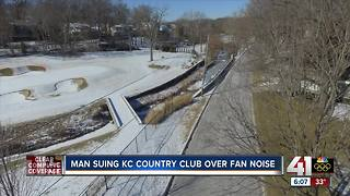 Noisy fans frustrate golf course neighbors - Video