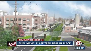 Final Nickel Plate Trail deal now in place - Video