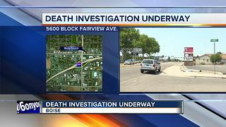 Death investigation underway on Fairview Avenue - Video