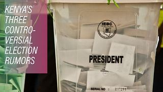 Murder, manipulation and mystery: Kenya votes - Video
