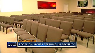 Local company specializing in church security sees spike in calls after Pittsburgh shooting