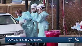 COVID crisis in Oklahoma: a doctor's plea for help