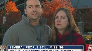 1st Wildfire Victim Identified - Video
