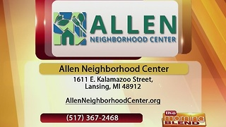 Allen Neighborhood Center -12/8/16 - Video