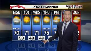 13 First Alert Las Vegas weather forecast for November 6 - Video