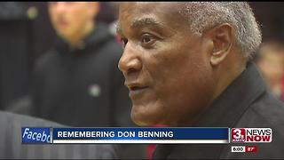 Remembering Don Benning - Video