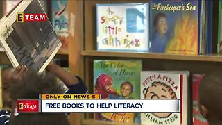 Dolly Parton program sends free books to Northeast Ohio families - Video