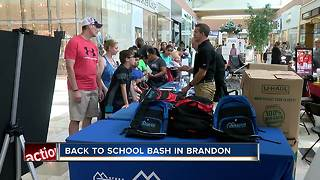 Back to school bash - Video