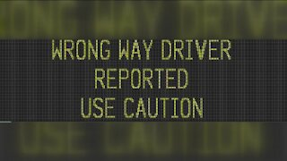 Law enforcement uses technology to combat wrong-way drivers