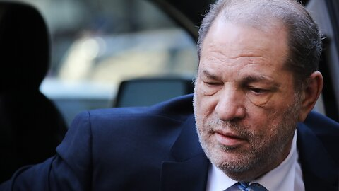 Harvey Weinstein Hospitalized With Chest Pains After Guilty Verdict