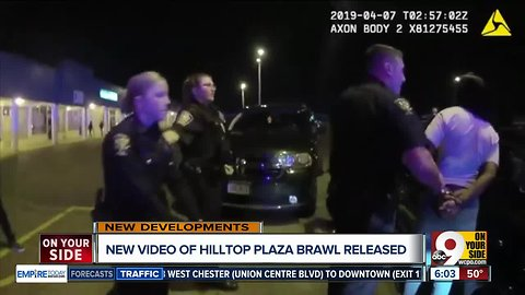 New video of Hilltop Plaza brawl released