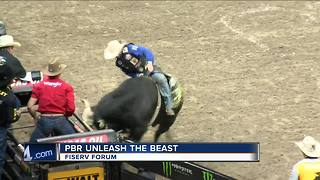 25th PBR: Unleash the Beast at Fiserv Forum - Video