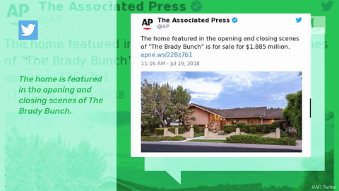 'Brady Bunch' Home Is Finally For Sale