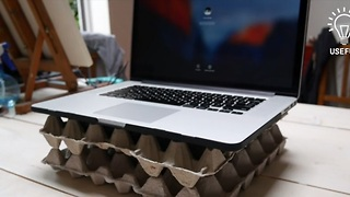 How to keep your laptop from overheating - Video