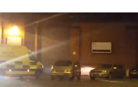 Unrest at Birmingham Prison Sends at Least One to Hospital - Video