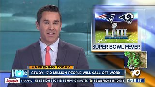 Study shows effects of so-called 'Super Bowl fever'
