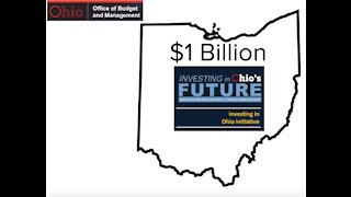 Gov. DeWine unveils state's new two year budget