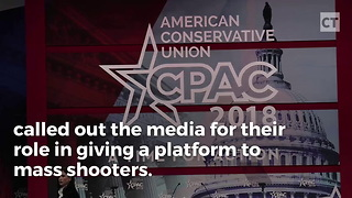 "Dana Loesch Scolds ""Legacy Media"" Coverage of Shootings - Video"