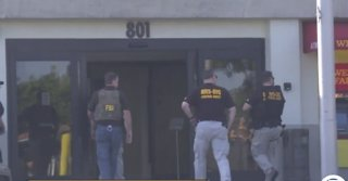 Feds raid medical supply companies