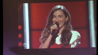 Local teenager with a soulful voice rocks 'The Voice'