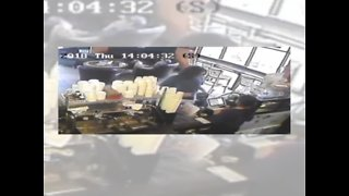 Tip jar thief wanted by Las Vegas police, coffee shops