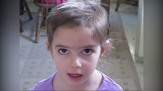 Cute Little Girl Gives Herself A Really Bad Haircut