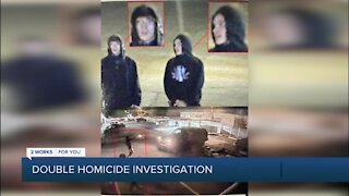 Two men being questioned about Broken Arrow double homicide