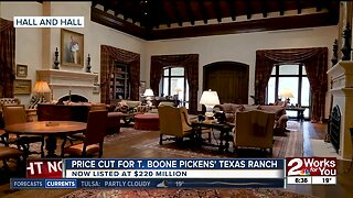 Price Cut for T. Boone Pickens' Texas Ranch: Now listed at $220 Million