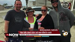 Mother and daughter killed in 125 crash - Video