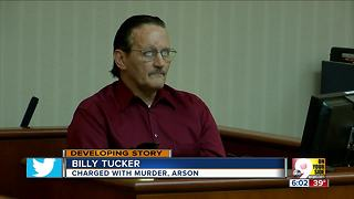 Two men charged in firefighter's death - Video