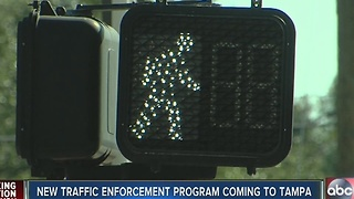 New traffic enforcement program coming to Tampa - Video