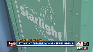 Starlight Indoors begins Tuesday - Video