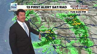 13 First Alert Weather for Jan. 9 - Video