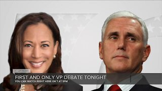 7 UpFront: Looking ahead to the Vice Presidential debate