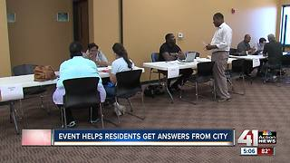 South Kansas City hosts problem solvers event - Video