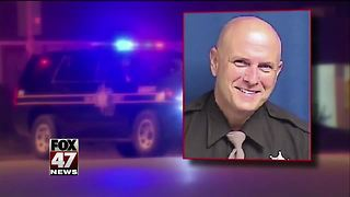 Man charged in deputy's death found competent for trial - Video