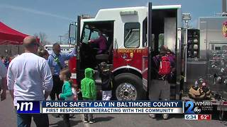 Public Safety Day in Baltimore County - Video