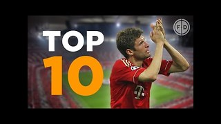 Top 10 Moments that Made... Bayern Munich - Video