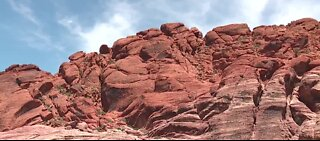 Red Rock Canyon was free today
