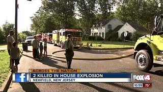 2 dead after house explosion - Video