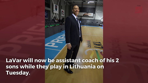 Lavar Ball To Be Asst. Coach For LiAngelo And LaMelo's Team In Lithuania
