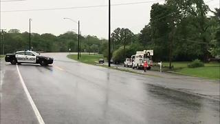Murfreesboro Road Closed In Franklin Due To Downed Trees, Wires - Video